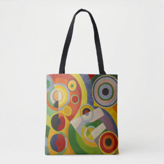Rythme, Joie de vivre (Robert Delaunay) Tote Bag