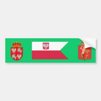 Rzeczypospolita Bumper Sticker