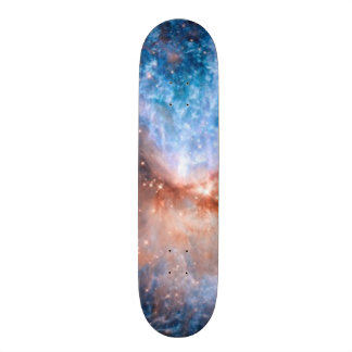 S106 Star Forming Region in Cygnus 20.6 Cm Skateboard Deck