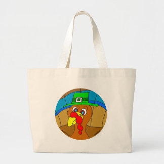 s13 Thanksgiving Turkey Friend with hat Bags
