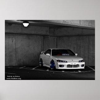 S15 Silvia reprint, Photo By: Joe Dantone Poster