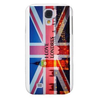 S3 I LOVE LONDON SAMSUNG GALAXY S4 COVERS