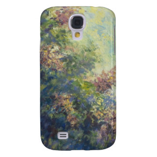 S4 smart phone case with art samsung galaxy s4 cover