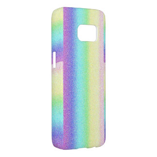 S7 iPhone Case 4 Anyone on Pastel Stripes
