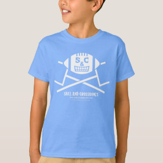 S&C Football Kids on Dark Apparel T-Shirt