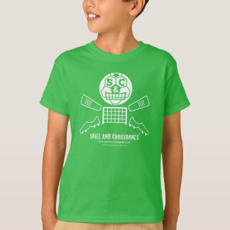 S&C Soccer Kids on Dark Apparel T-Shirt