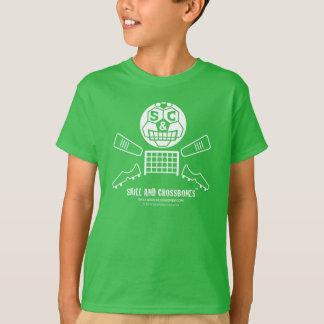 S&C Soccer Kids on Dark Apparel T-shirts