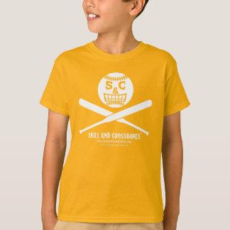 S&C Softball Kids on Dark Apparel T-Shirt