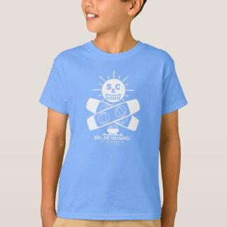 S&C Wakeboarding Kids on Dark Apparel T-Shirt