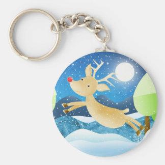 s christmas stocking key chain