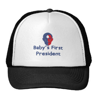 S FIRST PRESIDENT CAP