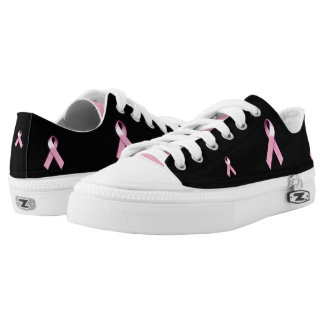 S.G.B. Breast Cancer Awareness Low Top Sneakers