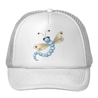 s Girls Dragonfly Cap