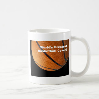 s Greatest Coach Coffee Mug