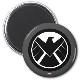 S.H.I.E.L.D Icon 6 Cm Round Magnet