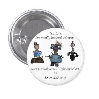 S.I.O.'s Button #1