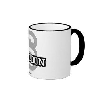 S is for Sheldon Mugs