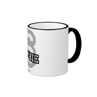 S is for Sophie Coffee Mug