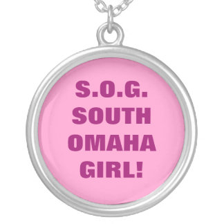 S.O.G. SILVER PLATED NECKLACE