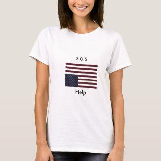 S.O.S Help T-Shirt
