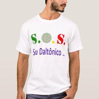 S.O.S. I am Daltonic T-Shirt