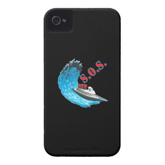 S.O.S. iPhone 4 COVER