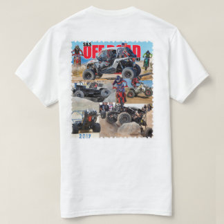 S&S Off Road Magazine 2017 T-Shirt