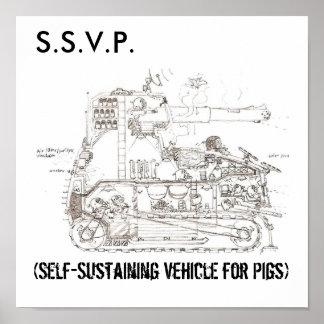 S.S.V.P. PRINT