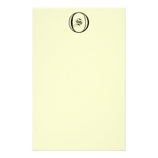 S-Stationery Personalized Stationery