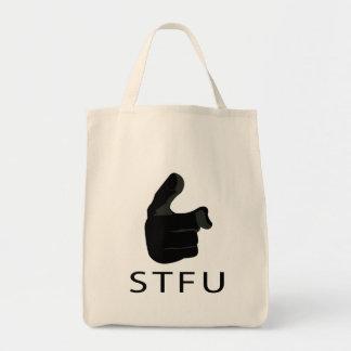 S T F U BAG