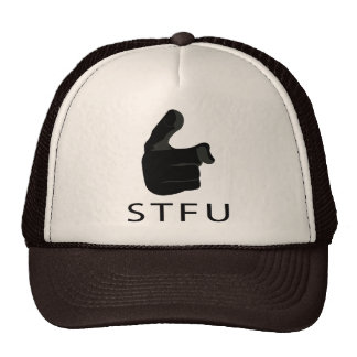 S T F U CAP