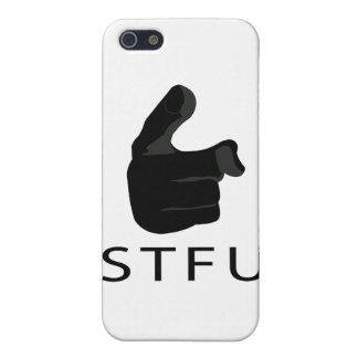 S T F U iPhone 5 CASES