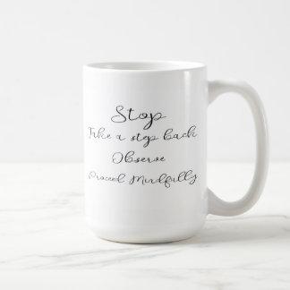 S.t.o.p Mug