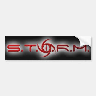S.T.O.R.M. Bumper Sticker