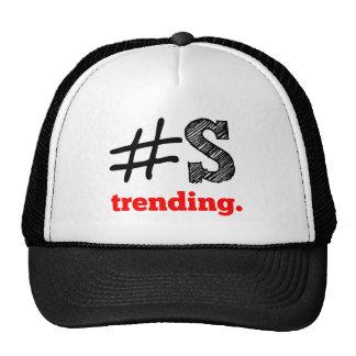 #S Trending Hats