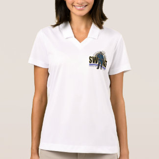 S.W.A.T. Attitude Polo Shirts