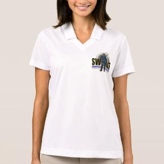 S.W.A.T. Attitude Polo T-shirts