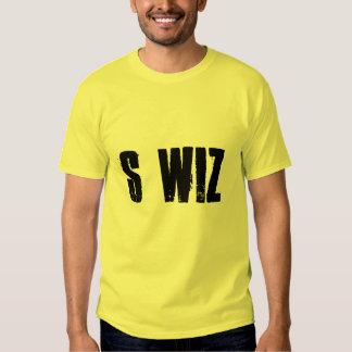 s wiz t shirts