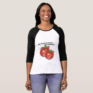 SAAAAAALSA! Women's Raglan T-Shirt
