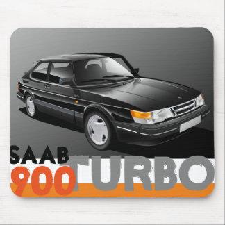 Saab 900 Turbo Mouse Mat