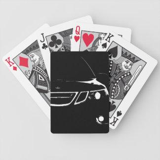 Saab Aero Playing Cards