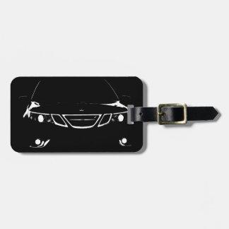 Saab Luggage Tag