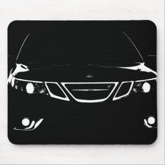 Saab Mousepad