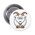 Saanen Goat Pin