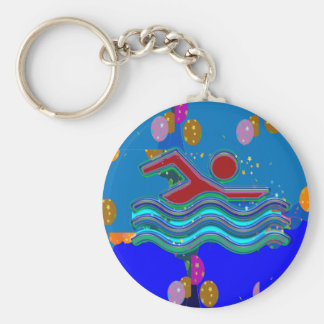 SAANVI  Cool mind in hot times Keychains