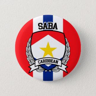 Saba 6 Cm Round Badge