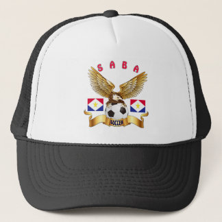 Saba Football Designs Trucker Hat