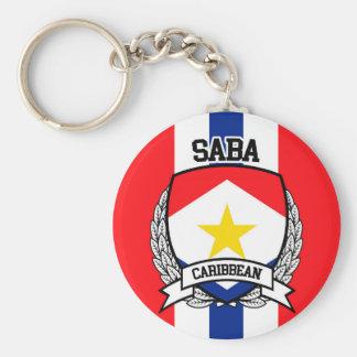 Saba Key Ring