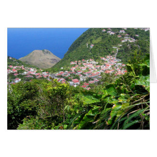 SABA: Windwardside Card