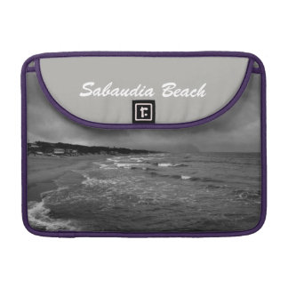 Sabaudia Beach MacSleeve Sleeve For MacBook Pro